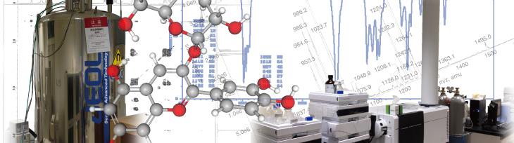 化合物の構造解析